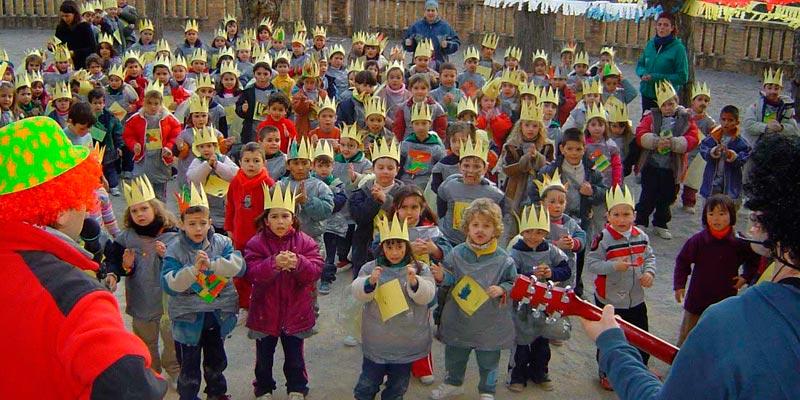 Festa carnestoltes escoles