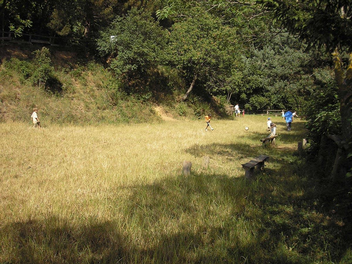 campaments al montseny