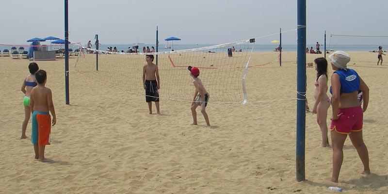 Esports de platja Arenys de Mar i Calella de Mar