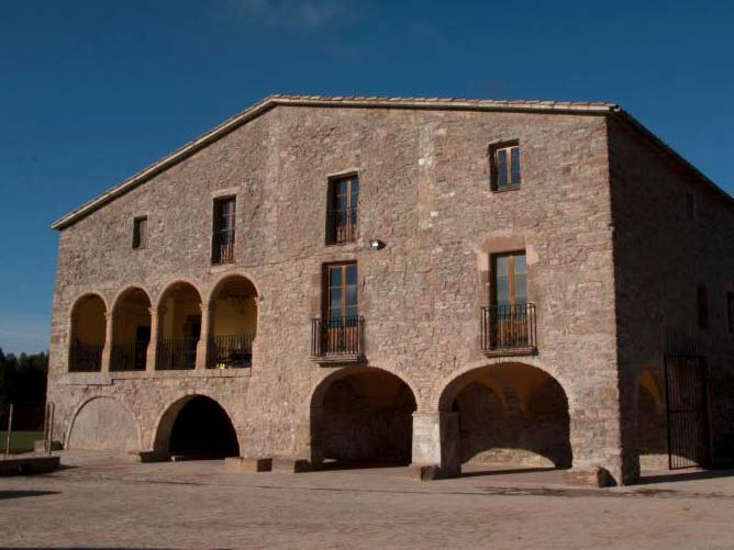 Casa col nies els clapers br ixola br ixola activitats de lleure i col nies a catalunya - Casa de colonies els clapers ...